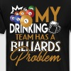 Billiard T Shirt - Men's Premium T-Shirt