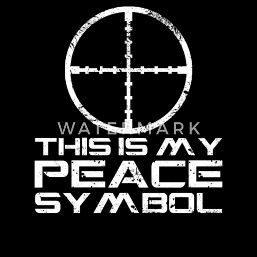 This Is My Peace Symbol Gaming Total Basics By Totalbasics