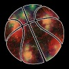 basketball galaxy - Men's Premium T-Shirt