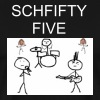 schfifty five band - Men's Premium T-Shirt