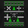 Math Maths Ugly Christmas Sweater Xmas - Men's Premium T-Shirt