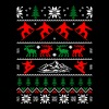 Snowboard Ugly Christmas Sweater Xmas - Men's Premium T-Shirt