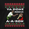 key and peele ugly sweater christmas - Men's Premium T-Shirt