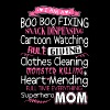 Superhero Mom T Shirt - Men's Premium T-Shirt