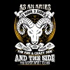 AS a aries I have 3 sides - Men's Premium T-Shirt