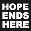 Hope Ends Here - Men's Premium T-Shirt