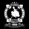 Priencesses are Born in September 1988 - Men's Premium T-Shirt