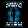 Motivate Me! Career! Job! Motivation! - Men's Premium T-Shirt