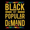 BLACK BY POPULAR DEMAND - Men's Premium T-Shirt