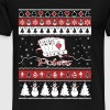 Poker - Awesome christmas sweater for card lovers - Men's Premium T-Shirt