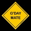 Australia: G'Day Mate - Men's Premium T-Shirt