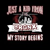JUST A KID FROM THE BRONX SHIRT - Men's Premium T-Shirt