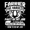 Farrier Tee Shirt - Men's Premium T-Shirt