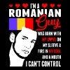 Im A Romanian Guy - Men's Premium T-Shirt