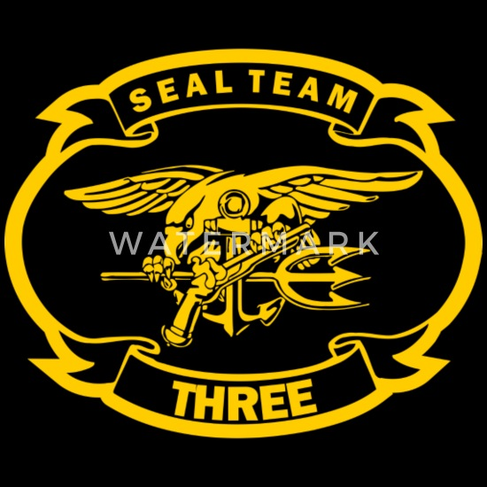Seal Team 3 Logo