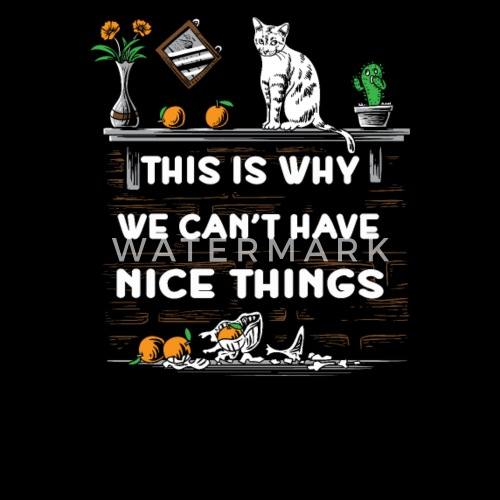 4b7724ba3 This Is Why We Can'T Have Nice Things Shirt funny Men's Premium T ...