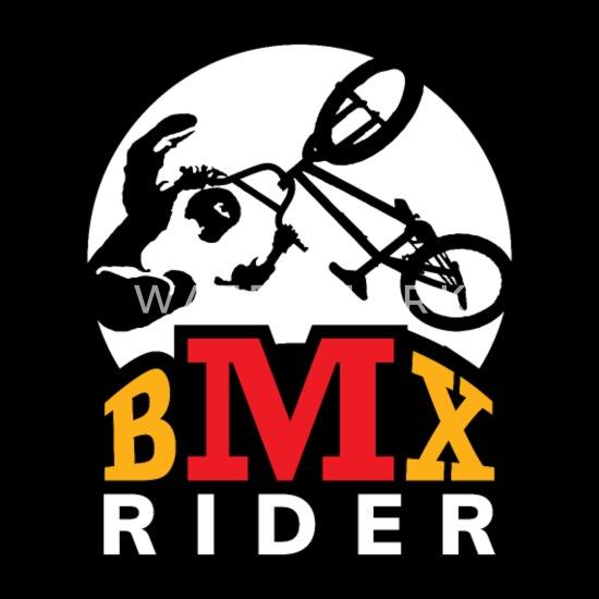 BMX Rider extreme birthday gift