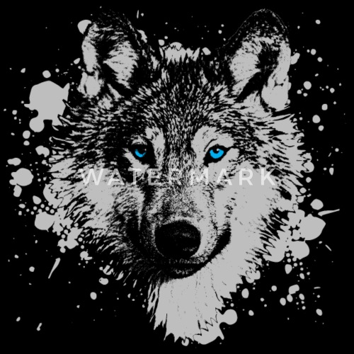 Wolf Odin Viking Thor Present Birthday Christmas by Awesome Teesign ...