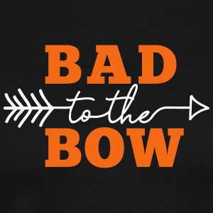 Bad to the Bow (Ladies) - Men's Premium T-Shirt