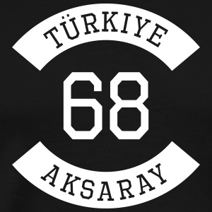 turkiye 68 - Men's Premium T-Shirt