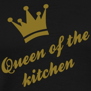 Queen of the Kitchen - Men's Premium T-Shirt