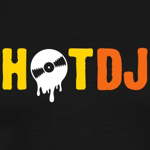 Hot DJ! - Men's Premium T-Shirt