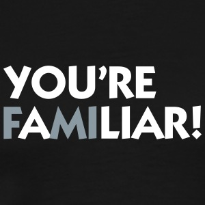 You're A Liar! - Men's Premium T-Shirt