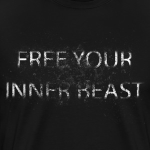 Free Your Inner Beast - Men's Premium T-Shirt