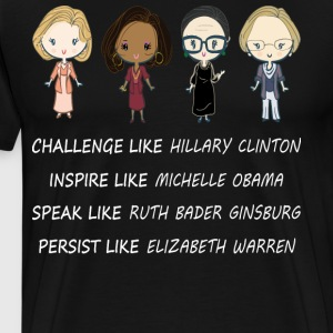 Inspire like Michelle Obama shirt - Men's Premium T-Shirt