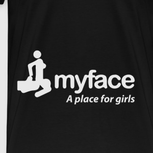 my-face - Men's Premium T-Shirt