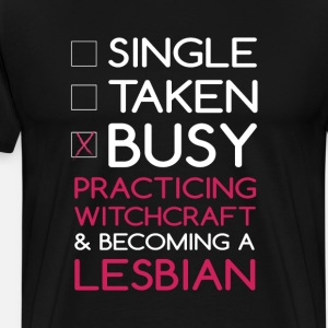 Busy Practicing Witchcraft and Becoming a Lesbian