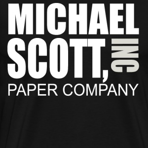 Michael Scott Paper Company - The Office