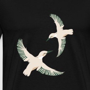 Kingfisher - Men's Premium T-Shirt