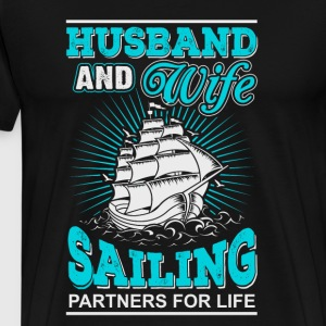 Sailing partners - Men's Premium T-Shirt