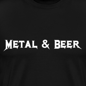 metalbeer_ok - Men's Premium T-Shirt