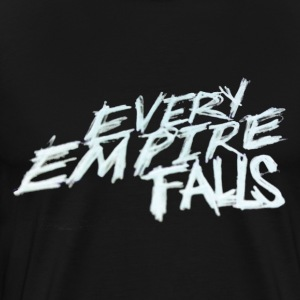 empires fall 2 - Men's Premium T-Shirt