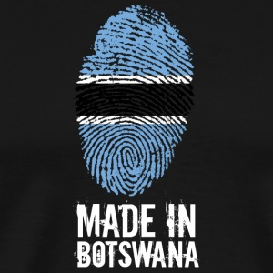 Made In Botswana - Men's Premium T-Shirt