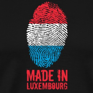 Made in Luxembourg - Men's Premium T-Shirt