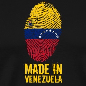 Made in Venezuela Bolivar - Men's Premium T-Shirt