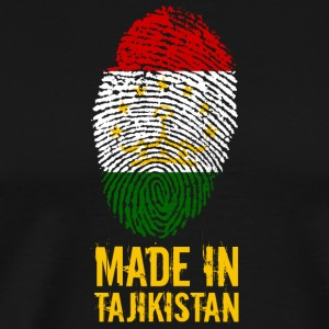 Made In Tajikistan / Тоҷикистон - Men's Premium T-Shirt