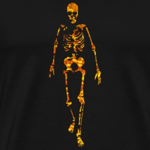 Haloween T shirt Funny Skeleton Nice Gift For Halo - Men's Premium T-Shirt