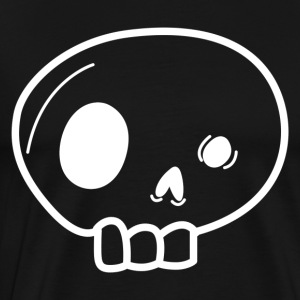 Skull Head - Men's Premium T-Shirt