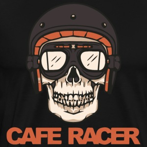Cafe Racer - Men's Premium T-Shirt