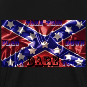 Confederate Pride 1 - Men's Premium T-Shirt