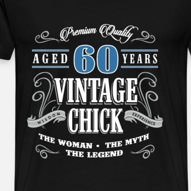 Birthday Gift 60 Years Old Vintage