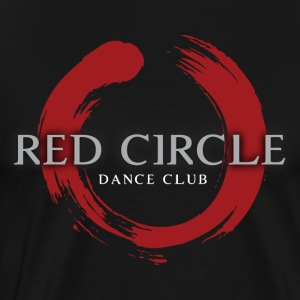 Red Circle - Men's Premium T-Shirt