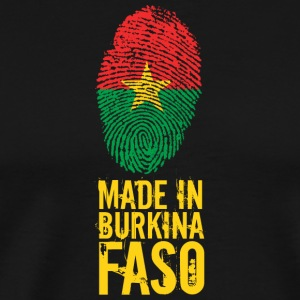 Made in Burkina Faso - Men's Premium T-Shirt