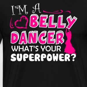 Belly Dancer Shirt - Men's Premium T-Shirt