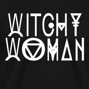Wicthy Woman - Men's Premium T-Shirt
