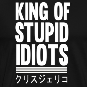 Stupid Idiots - Men's Premium T-Shirt